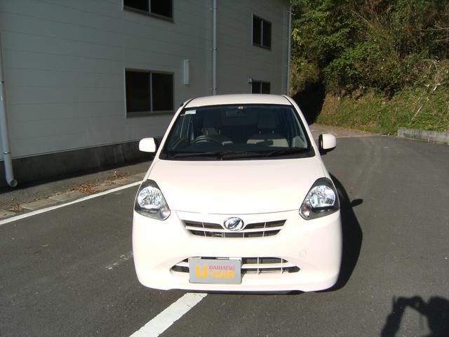 ミライースX (鹿児島県)の中古車