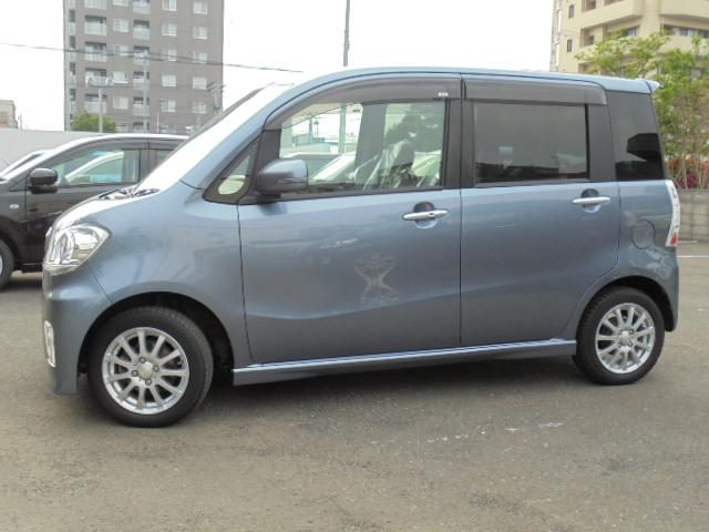タントエグゼカスタムX CVT 4WD(北海道)の中古車