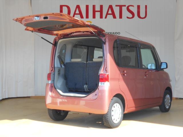 タントXリミテッド 車検整備付 CVT 2WD(北海道)の中古車