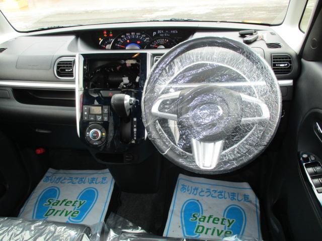タントカスタムRS トップエディションSAII CVT 4WD(北海道)の中古車