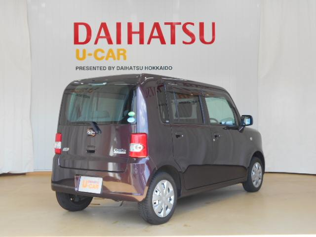 ムーヴコンテG NAVI 車検整備付 CVT 4WD(北海道)の中古車