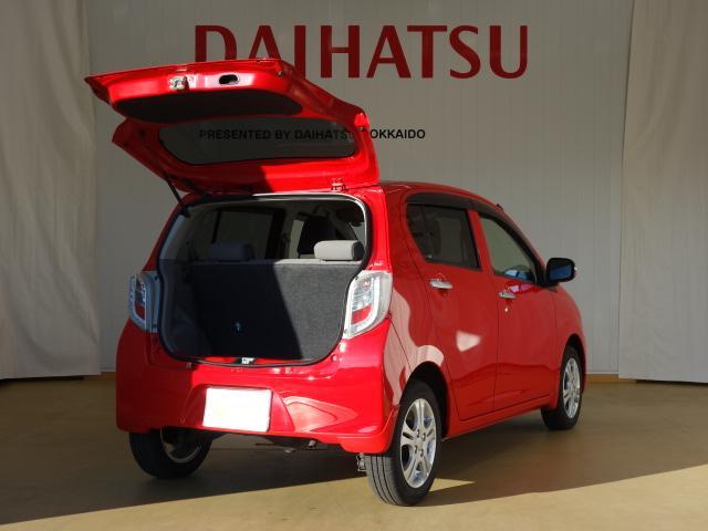 ミライースGf スマートセレクションSA 車検整備付 CVT 4WD(北海道)の中古車
