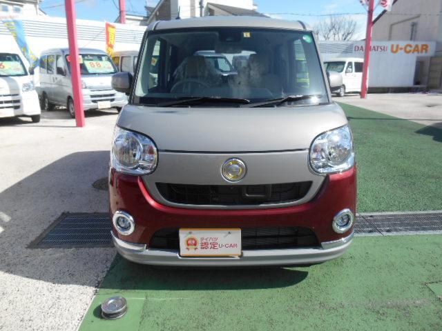 ムーヴキャンバスXリミテッドメイクアップ SAII キーフリー(東京都)の中古車
