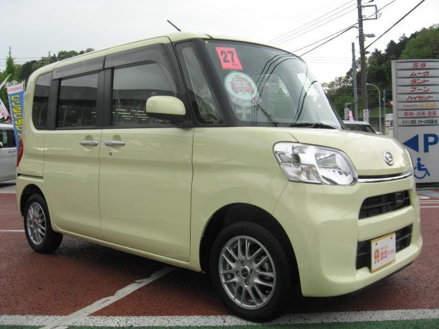 タントL SA (東京都)の中古車