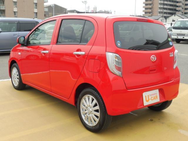 ミライースX リミテッドSA (福岡県)の中古車