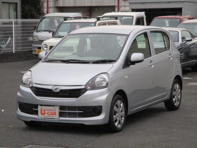 ミライースL SA (東京都)の中古車