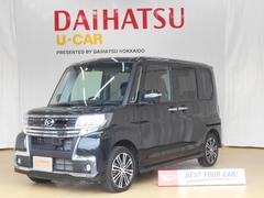 ダイハツ タントカスタムRS トップエディションSAII CVT 4WD