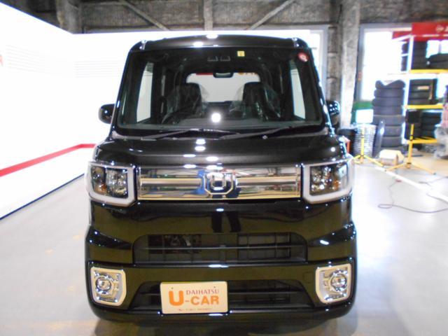 ウェイクGターボSAIII(福井県)の中古車