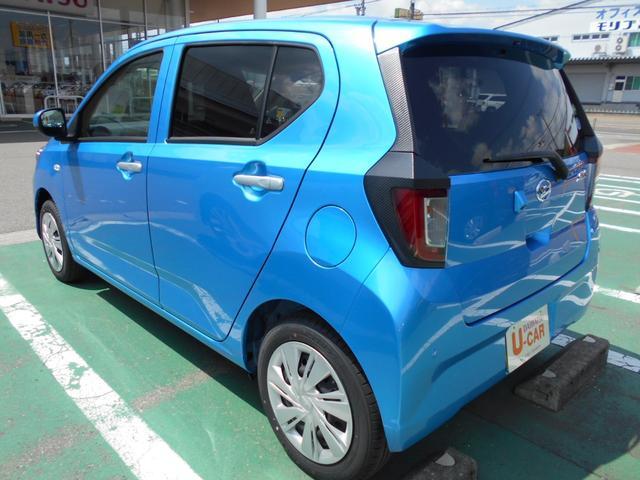 ミライースX リミテッドSAIII 純正ドラレコ付(福井県)の中古車