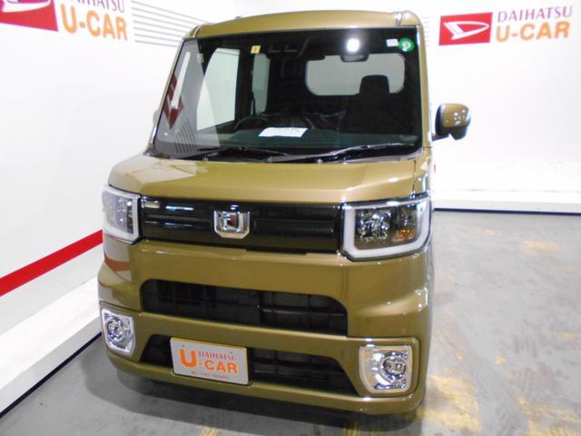 ウェイクLリミテッドSAIII(福井県)の中古車