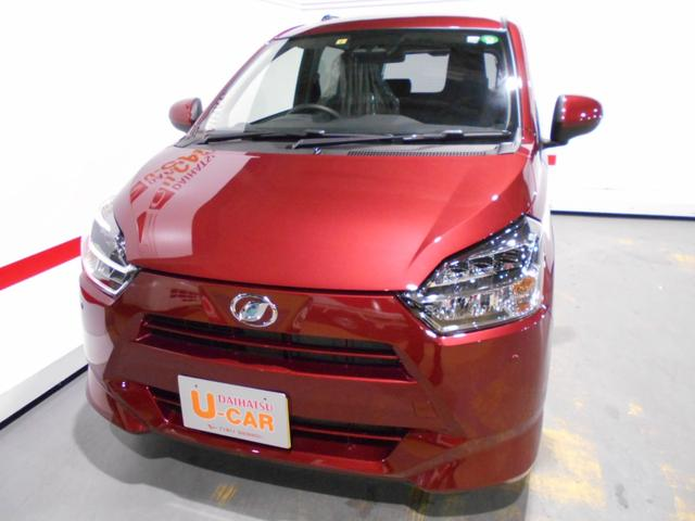 ミライースX リミテッドSAIII(福井県)の中古車