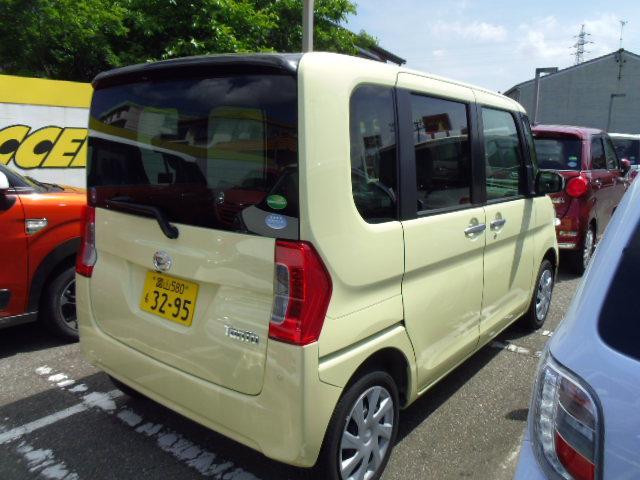 タントX SAII (富山県)の中古車