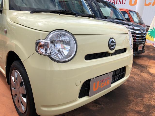 ミラココアココアLエアコン パワステ パワーウィンド エアバック ABS キーレスエントリー 電動ドアミラー(熊本県)の中古車