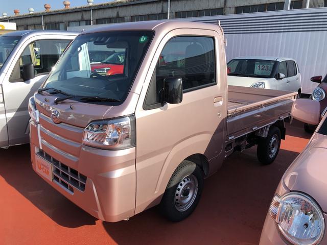 ハイゼットトラックスタンダード 農用スペシャルSAIIItスマートアシストIIIt搭載 エアコン パワステ エアバック ABS(熊本県)の中古車