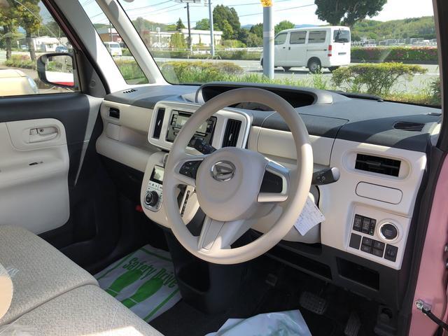 ムーヴキャンバスX SAIII 両側パワースライドドア次世代スマートアシスト搭載 エアコン パワステ パワーウインド エアバック ABS キーフリー 電動ドアミラー(熊本県)の中古車