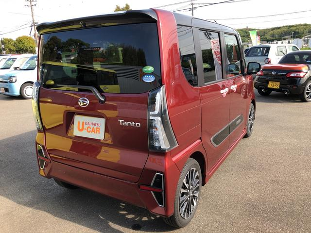タントカスタムRSセレクション(熊本県)の中古車