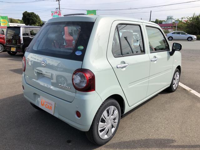 ミラトコットL SAIII バックカメラ付きスマートアシストIII搭載 エアコン パワステ パワーウインド エアバック ABS キーレスエントリー 電動ドアミラー(熊本県)の中古車