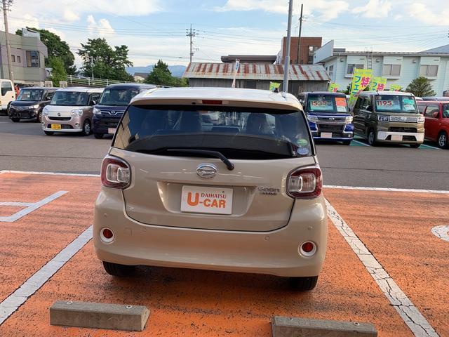 ブーンスタイル SAIII 4WD(長野県)の中古車