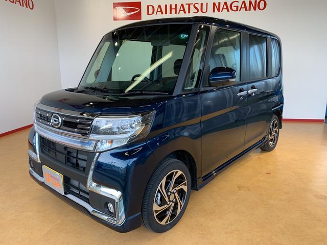 タントカスタムRS トップエディションVS SAIII ターボ(長野県)の中古車
