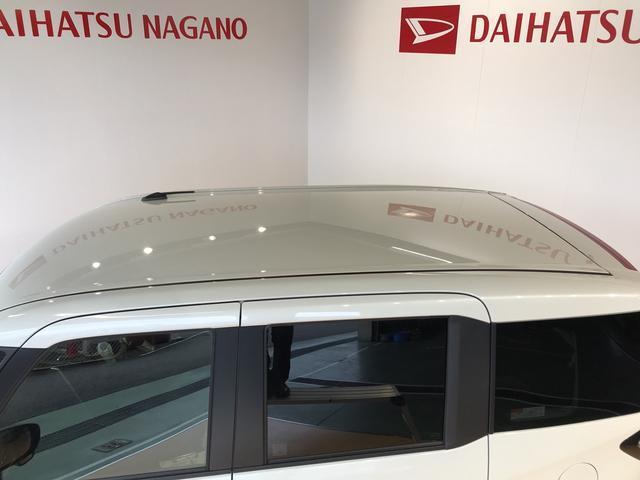 トールカスタムG ターボ SAIII UGP バックカメラ(長野県)の中古車