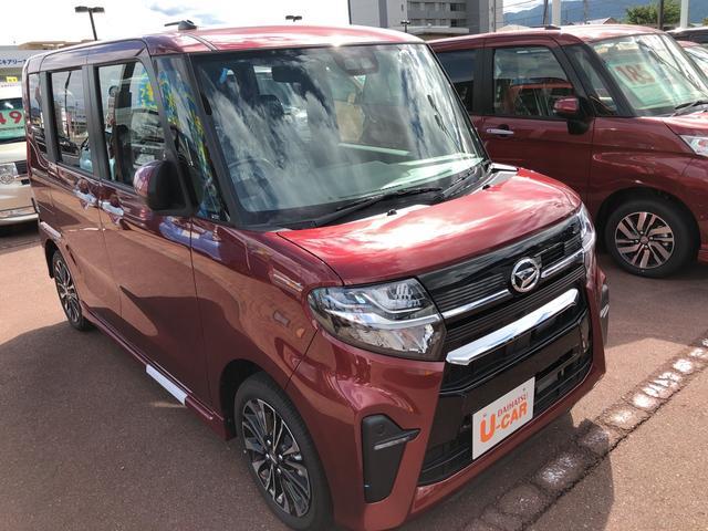 タントカスタムRS(長野県)の中古車