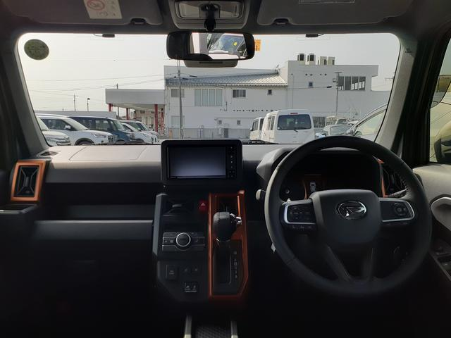 タフトGターボ  純正ナビゲーション装備(山梨県)の中古車