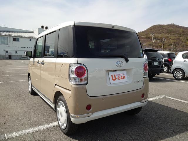 ムーヴキャンバスXメイクアップリミテッド SAIII 車輌状態証明書付(山梨県)の中古車