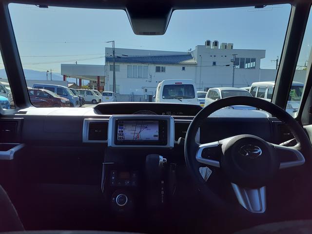 ウェイクGターボリミテッドSAIII 4WD 純正ナビゲーション装備(山梨県)の中古車