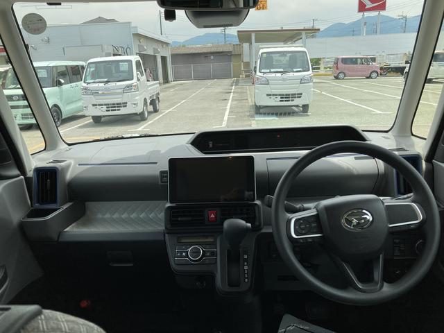 タントXセレクション  純正9インチナビ 前後ドラレコ付き(山梨県)の中古車