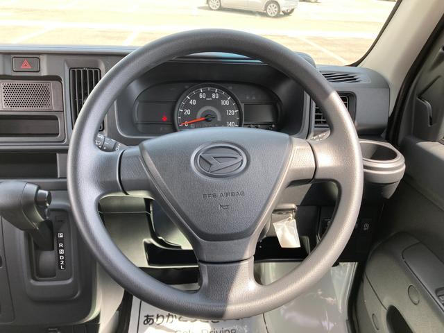 ハイゼットカーゴデラックスSAIII 4WD AT 純正デッキ(山梨県)の中古車