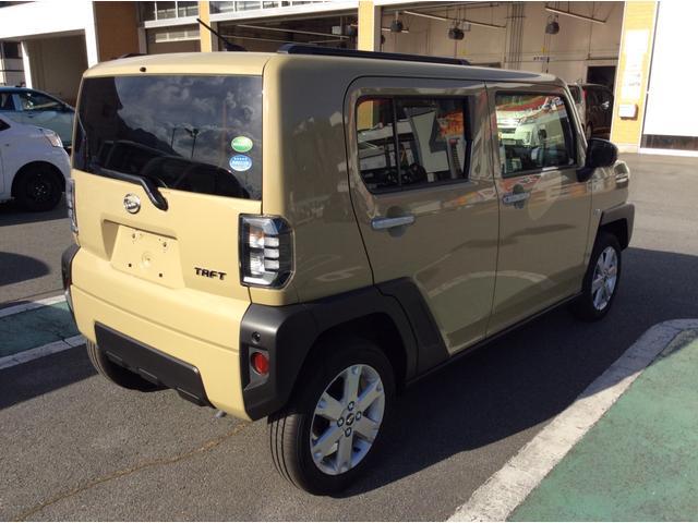 タフトG 9インチナビ・ドラレコ(山梨県)の中古車