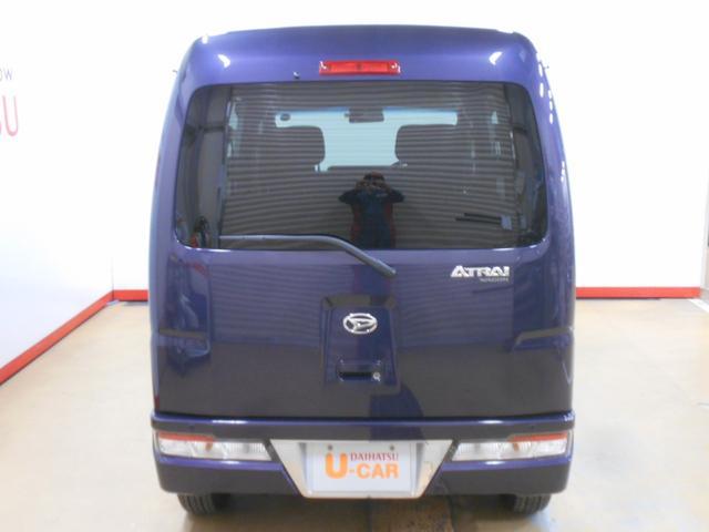 アトレーワゴンカスタムターボRS SAIII(高知県)の中古車