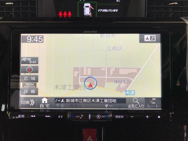 トールカスタムG ターボ SAIII.衝突被害軽減システム ターボ キーフリーシステム 両側パワースライドドア ナビ パノラマモニター(新潟県)の中古車