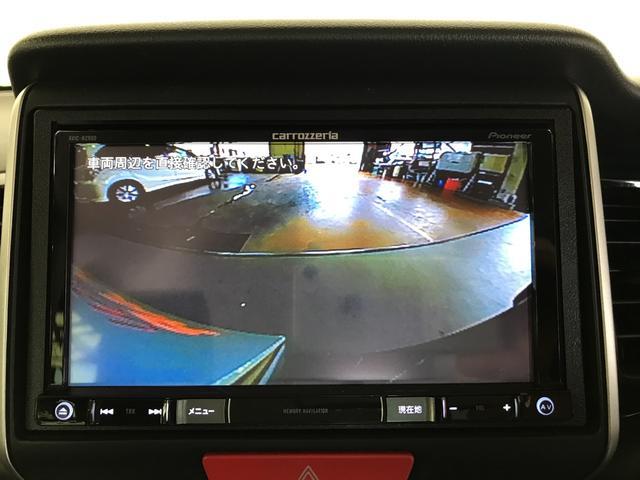 N−BOXカスタムG ターボSSパッケージ.両側パワースライドドア ターボ 純正アルミホイール ナビ バックカメラ スマートキー(新潟県)の中古車