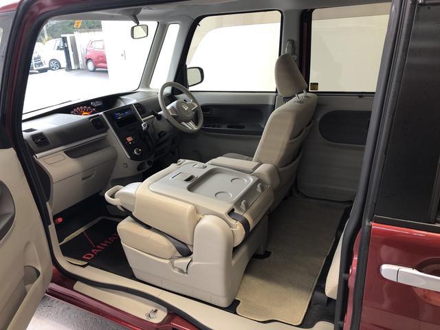 タントX SA 社外CD 保証付き(静岡県)の中古車