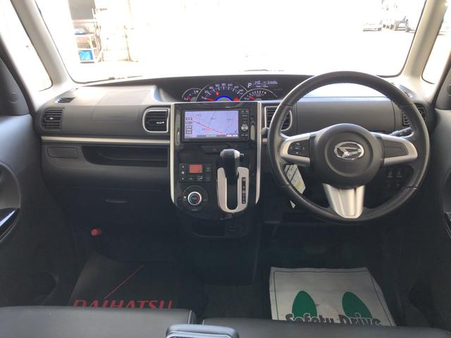 タントカスタムRS トップエディション SA4WD、ターボ、両側パワスライドドア、スマートアシスト、LEDヘッドライト、フォグランプ、キーフリーシステム(静岡県)の中古車