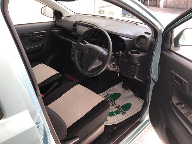 ミライースB SAIII ナビ 保証付き(静岡県)の中古車