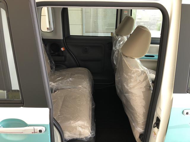 ムーヴキャンバスGメイクアップリミテッド SAIII ナビ パノラマ 保証付LEDヘッドライト・フォグランプ 両側電動スライドドア スマートキー オートライト 車線逸脱警報 オートエアコン インテリアアクセントカラー(静岡県)の中古車