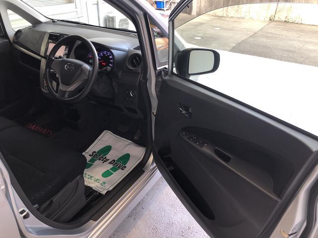 ムーヴカスタム X SA ナビ 保証付き(静岡県)の中古車
