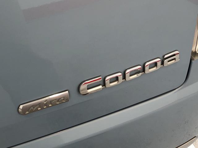 ミラココアココアプラスXスペシャルコーデ  ナビ 保証付きフルオートエアコン パワーウィンドウ 集中ドアロック ステアリングチルト機構 プライバシーガラス ABS EBD ブレーキアシスト(静岡県)の中古車