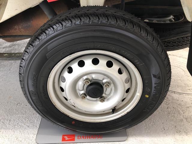 ハイゼットトラックエアコン・パワステ スペシャル ラジオ 5MT 保証付き4WD、5速マニュアル(静岡県)の中古車