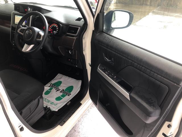 トールG リミテッドII SAIII ナビ パノラマ 保証付き純正フルセグナビ 高画質 パノラマモニター ETC プッシュスタート ステアリングスイッチ オートエアコン キーフリーシステム 電動格納式ドアミラー(静岡県)の中古車