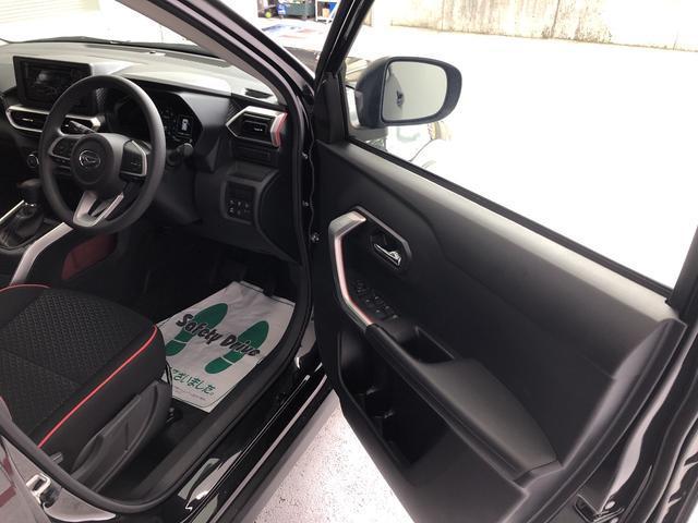 ロッキーX CD 保証付き(静岡県)の中古車