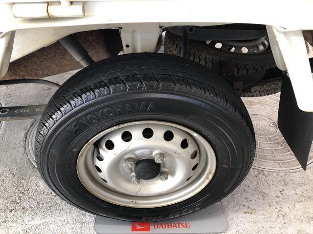 ハイゼットトラックエアコン・パワステ スペシャル 4WD ラジオ 保証付き(静岡県)の中古車