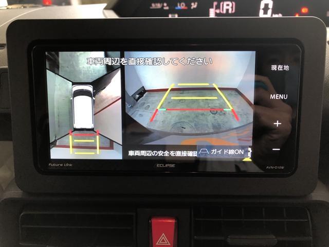 タントX ナビ 保証付き(静岡県)の中古車