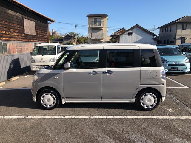 ムーヴキャンバスXリミテッドメイクアップ SAIII(三重県)の中古車