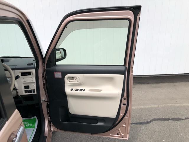 ムーヴキャンバスL SAII両側スライドドア・KENWOODナビ・地デジTV・バックモニター・キーレスエントリー・ステアリングスイッチ・ベンチシート・パワーウィンドウ(佐賀県)の中古車