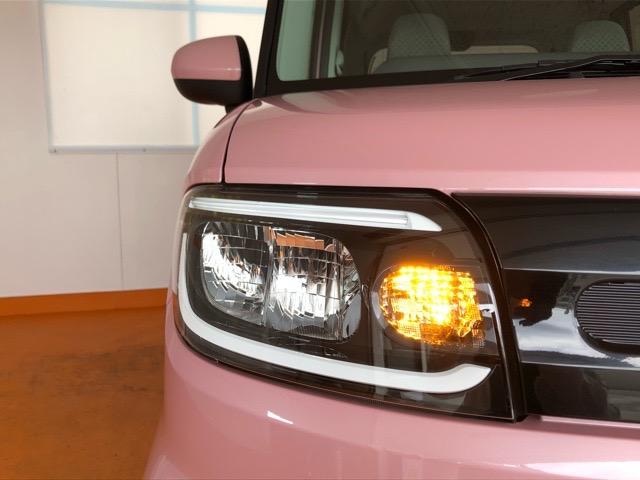タントX片側電動スライドドア・届出済未使用車・コーナーセンサー・プッシュボタンスタート・ステアリングスイッチ・オートエアコン・キーフリーシステム・ベンチシート・パワーウィンドウ(佐賀県)の中古車