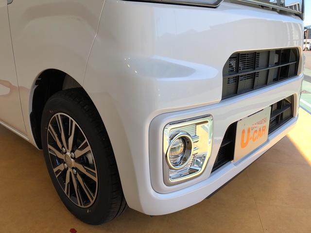 ウェイクGターボSAIII(長野県)の中古車