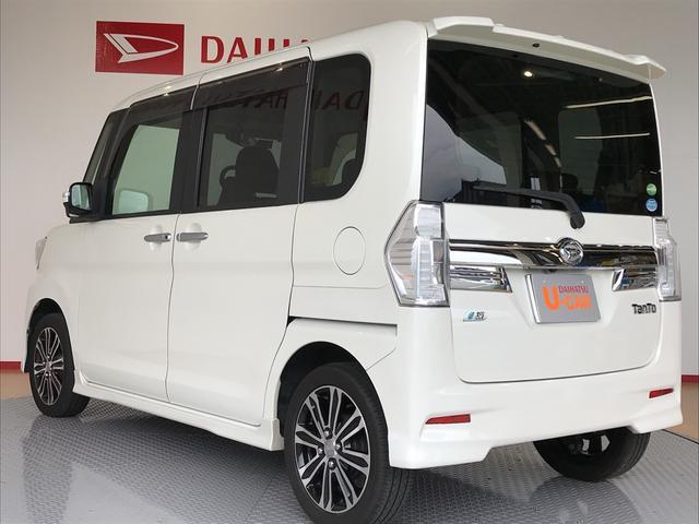 タント長野ダイハツ認定中古車カスタムRS SA(長野県)の中古車